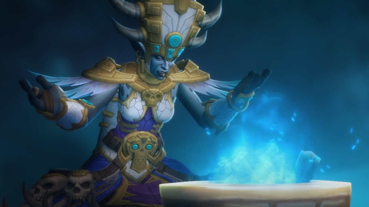 How Women Came To Rule The World -- Of Warcraft