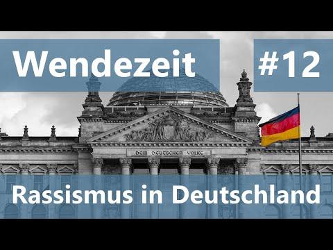 Rassismus in Deutschland? - Mary Khan, Harald Weyel (MdB), Ferdinand Vogel und Marc Bernhard (MdB)