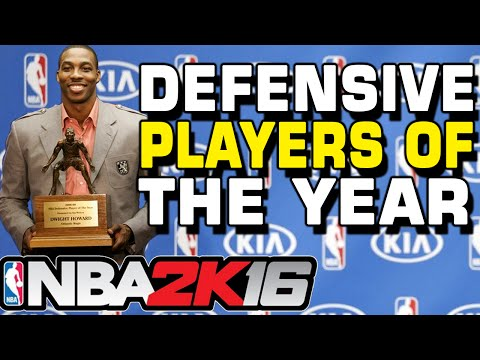 NBA 2K16 Defensive Player of the Year Challenge