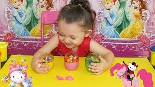 Öyküİle Sürpriz  Rengarenk Oyun Hamurları - Eğlenceli Çocuk Videsou