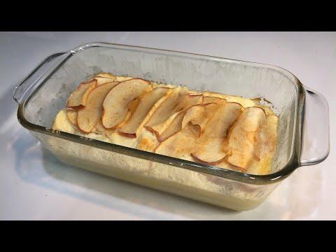 「ホットケーキミックス」で、りんごのフルーツフランを作ります!