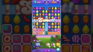 Candy Crush Friends Saga Level 486 - NO BOOSTERS