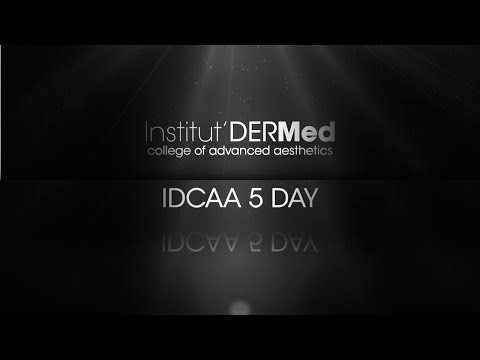 Sneak Peek - Institut' DERMed 5 Day MediClinical Certification Course