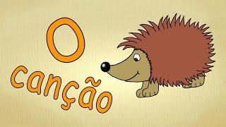 Alfabeto para crianças - O-Canção - O Alfabeto em português - canções infantis | Portuguese O -Song