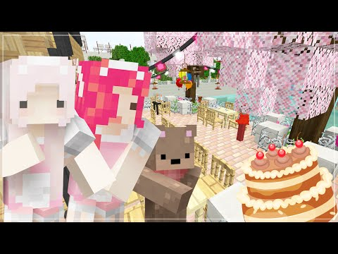 "Minecraft Maids ""SUGAR'S COUSIN?"" Roleplay ♡60"