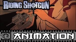 Riding Shotgun Pt. 1 - Stray Bullet