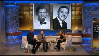 Billy Crystal Gets a Huge Surprise - Kareem Abdul-Jabbar! -- Katie Couric