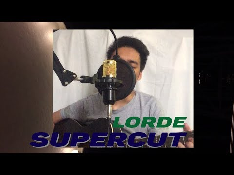 supercut - lorde (cover by tome)