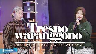 Download lagu Tresno Waranggono Woro Widowati Feat Siho Vidio