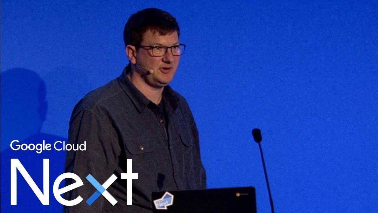 Building a video conferencing culture (Google Cloud Next '17)
