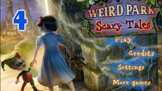 weird park 2 scary tales ep 4 uncle louis magic world