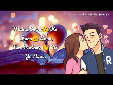 Arijit Singh: Maine Socha Ke Chura Loon    Romantic Whatsapp status video    Phir Se 2018