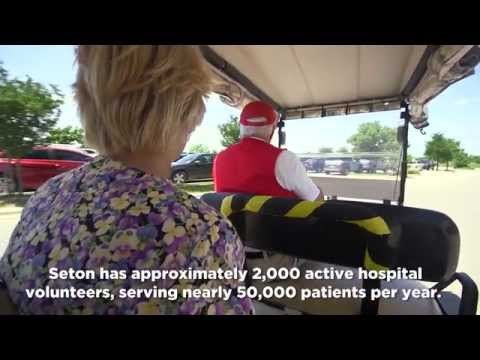Seton Healthcare Family Volunteer Services