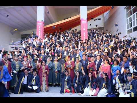 ITM University Convocation-2016 (Part-1)
