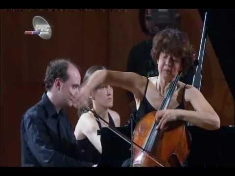 Jankovic - Lecic: Beethoven Cello Sonata No.2 in G minor, Op.5 (Mov 1&2)