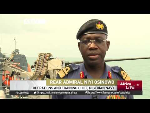 Nigerian Navy Conducts Drills To Sharpen Skills Against Pirates, Oil Thieves
