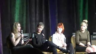 NASHCON 2019:  Ladies of Supernatural panel Part 2