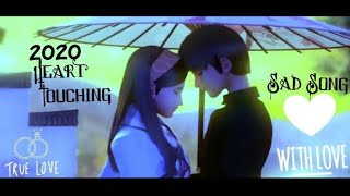 Tute Hai is Tarah Dil Aawaz Tak Na Aay || Sad Song || Animation video || #the_चीकू