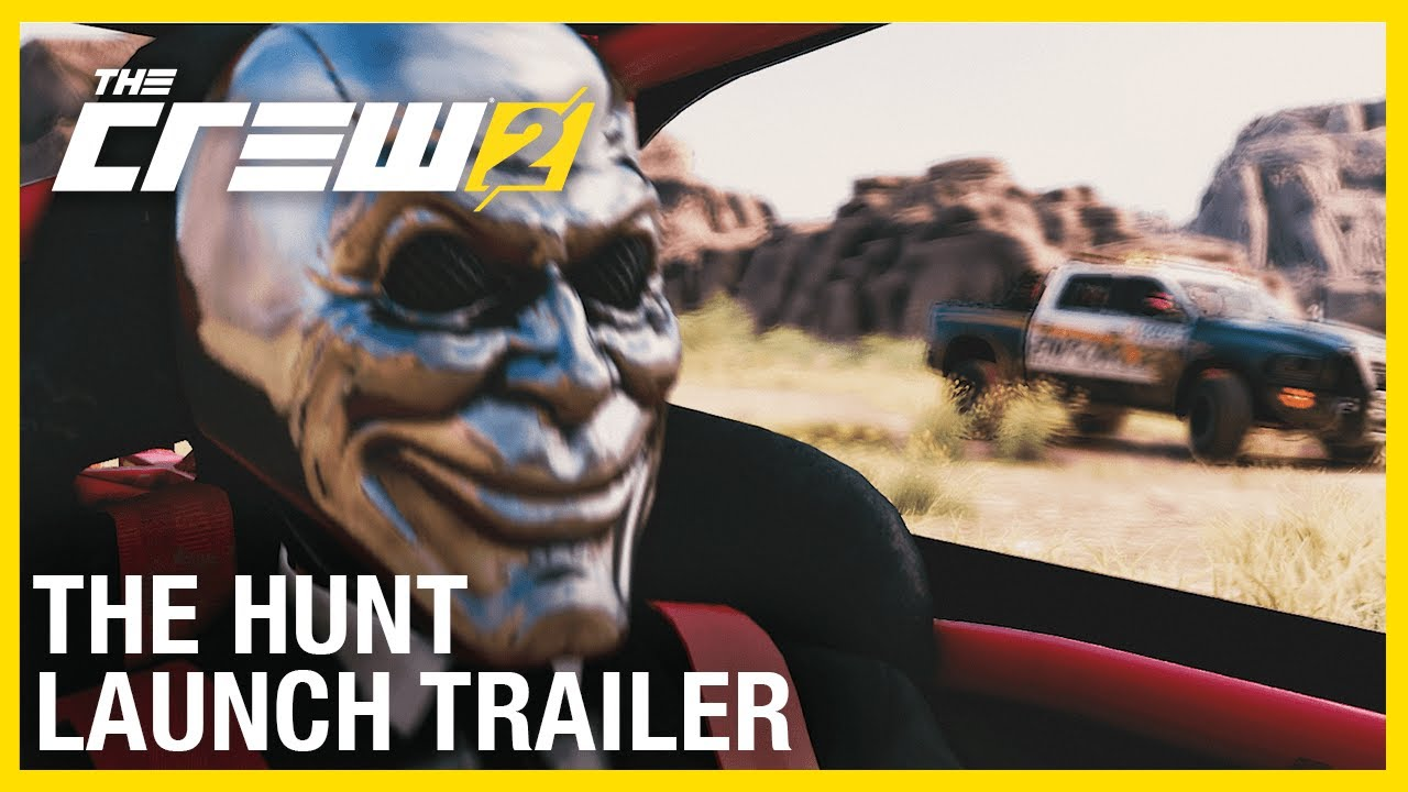 Download The Crew 2: The Hunt Launch Trailer | Ubisoft [NA]