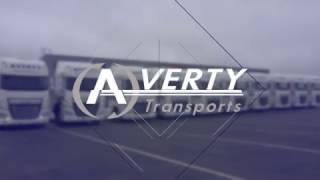 12 camions DAF pour les Transports AVERTY à la SIDAN 85