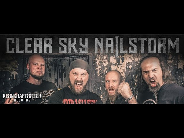Clear Sky Nailstorm  |  Live in Bremen | 08 11 2019 | Extreminal TV