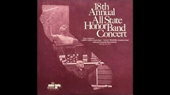 Sonitus Revelationis (William H. Hill) -- California All State Honor Band