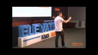 Social Media as a Two-Way Conversation, from Gary Vaynerchuk at #ElevateNYC