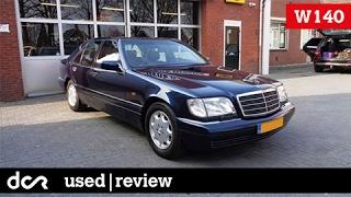 Buying a used Mercedes S-class W140 - 1991-1998, Common Issues, Engine types, Magyar felirat/SK tit.