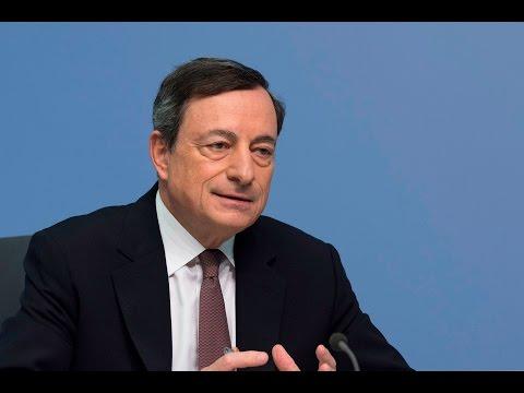ECB Press Conference - 21 April 2016