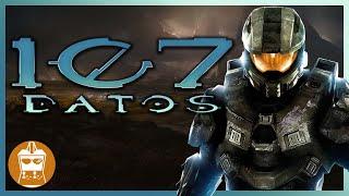 107 Datos que DEBES saber de Halo   AtomiK.O. #137