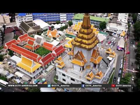 Thailand King Bhumibol Adulyadej dies at 88