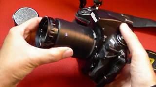 ماير Optik Trioplan - أكل realizzarlo مع 40 يورو - Pentacon AV 100 2,8 Diaplan