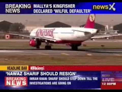 UBI declares Kingfisher Airlines, Mallya as 'wilful defaulter'