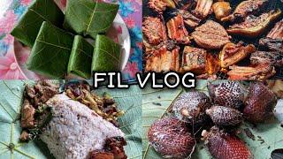 FIL VLOG | Quality Time With Family | Santai-Santai Di Kebun Posion