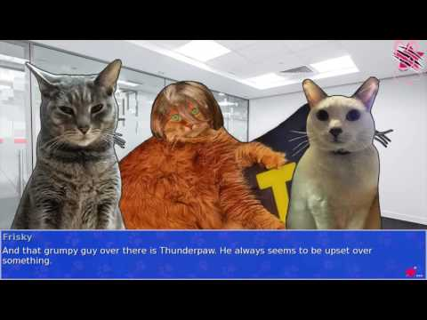 Cat President ~ A Purrfect Union~ Playthrough- Rover BE