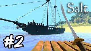 Salt[Thai]โจรขโมยเรือโจร PART 2