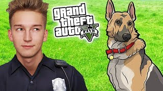 GTA V Policja #9 - SZCZĘŚLIWY DZIEŃ!