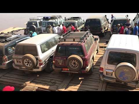 Madagaskars Nationalstraße 8, über Belo nach Bekopaka