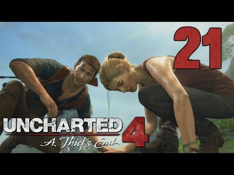 Let's Play Uncharted 4 (BLIND) Part 21: NOT SO NEW ANYMORE DEVON