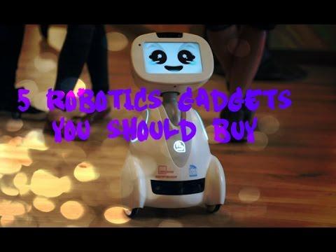 5 Robotics Gadgets You Should Buy Youtube