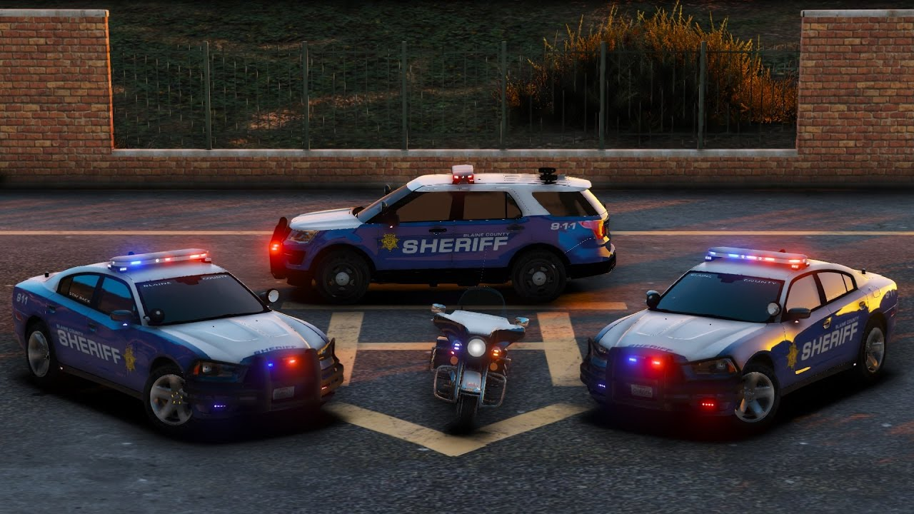 Blaine County Sheriff Pack Non Els