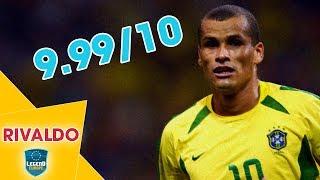 [Hồ sơ FIFA] Số 17: RIVALDO EUROPE LEGEND - Đôi chân vòng kiềng ma thuật