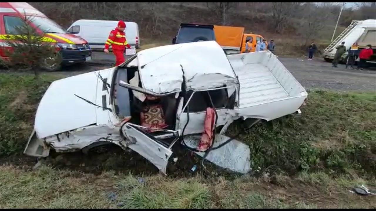 Accident Cornești (02.12.2019)
