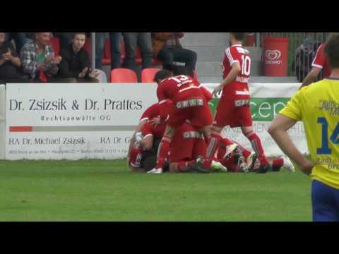 Steirer Cup - 7. Runde: GAK - SC Bruck/Mur