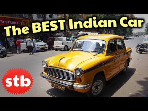 Travel in India: a BUCKWILD Tribute to the Hindustan Ambassador Indian Classic Car