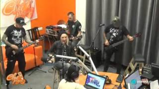 Tracktor Bowling  -  Смерти нет (live Живые, Свое радио)