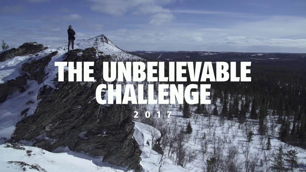 Unbelievable Challenge 2017 competition brief is out