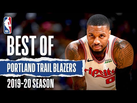 Best Of Portland Trail Blazers | 2019-20 NBA Season from YouTube · Duration:  18 minutes 28 seconds