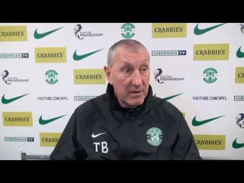 New: Terry Butcher's Latest Interview on #HibernianTV 20 February 2014