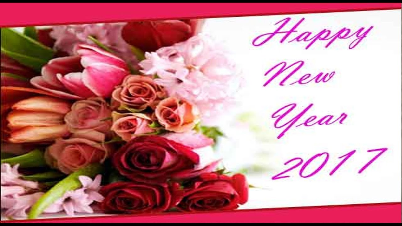 Happy New Year 2017 Greetings Whatsapp Video E Card New Year
